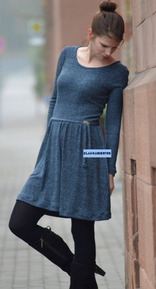 eBook AnniNanni Ballerinakleid Schnittmuster und Anleitung PDF ...
