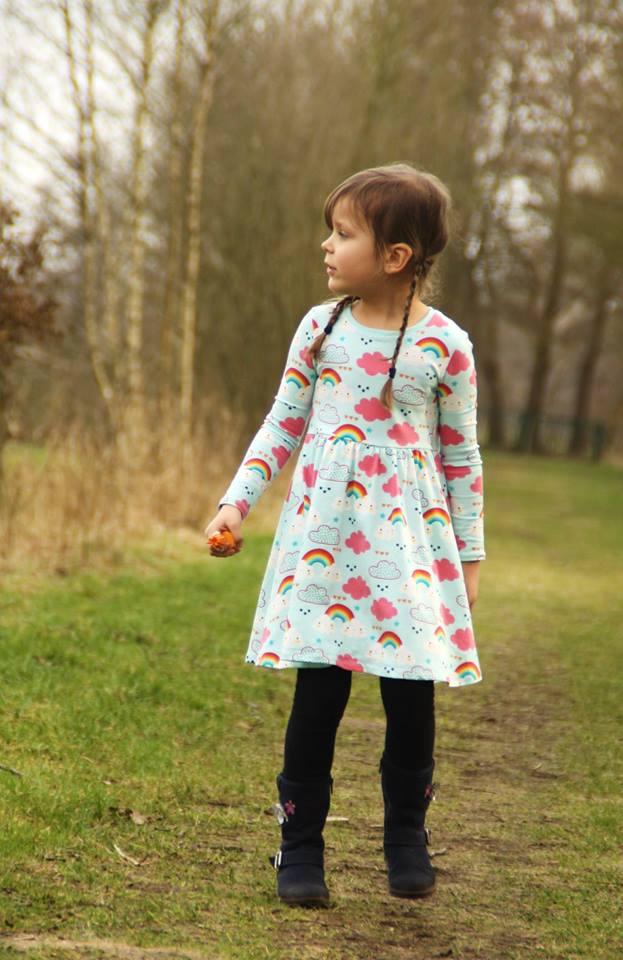 eBook AnniNanni kleine Ballerina-Kleid PDF Anleitung und Schnitt ...