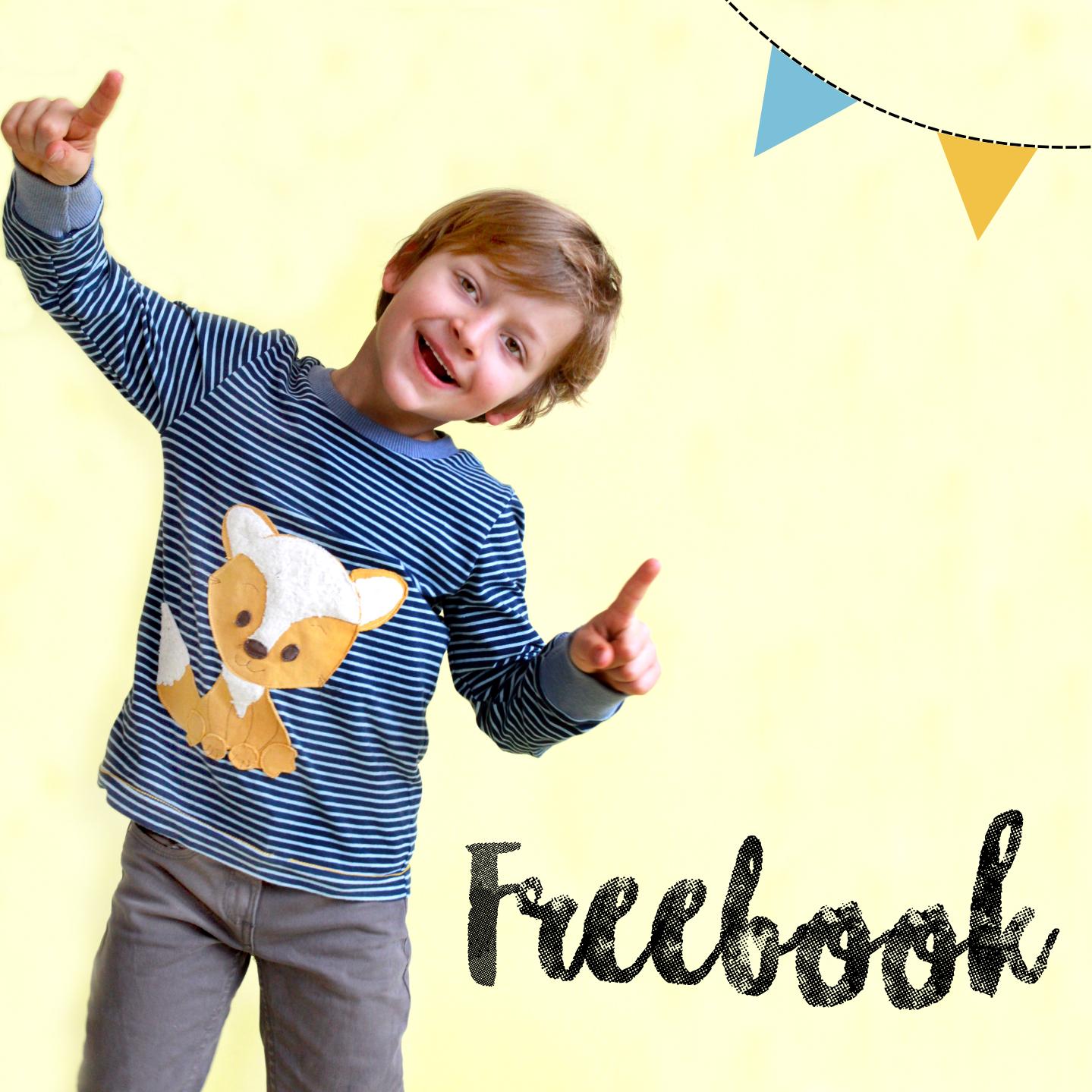Kinder kostenlose pulli schnittmuster Basic